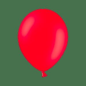 Ballon Latex Biodégradable Rouge 28 cm