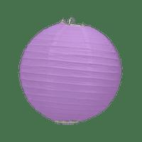 Boule Papier Parme 20 cm x3