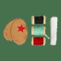 Set Etiquettes Cadeau Etoile