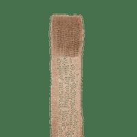 Ruban Large Jute Naturel 7cm x 5m