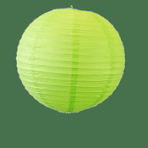 Décoration Pour Soirée Mariage & Fête, Anniversaire, Fête Boule Papier 50Cm Vert (Lot De 3 Pièces)