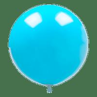 Ballon Géant Turquoise