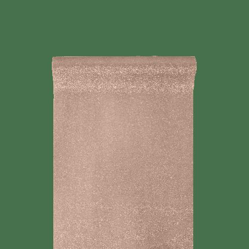 Chemin De Table papier champagne 3 m