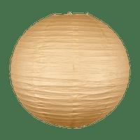 Boule Papier 50cm Sable