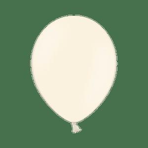 Ballon Latex Biodégradable Ivoire 28 cm