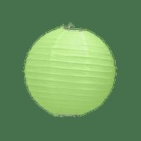 Boule Papier Vert 10 cm x3
