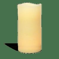 Bougie LED Ivoire 30cm