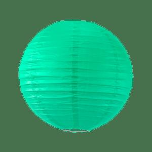 Boule papier 30cm Vert d'eau