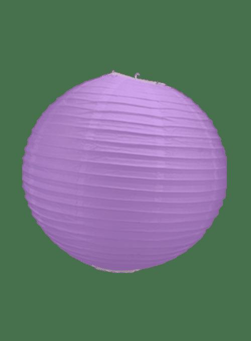 Boule Papier Parme 30 cm x3