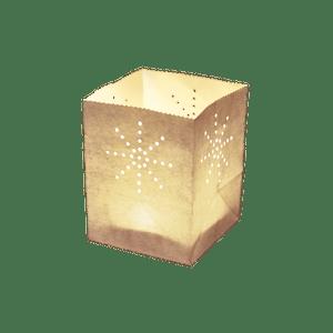 Maya Medium Blanc x5