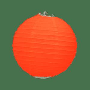 Boule Papier Corail 20 cm x3