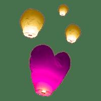 Offre spéciale amoureux coeur rose