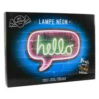 Lampe Neon Hello