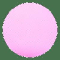 Sachet Dragées Rond Tulle fuchsia x10
