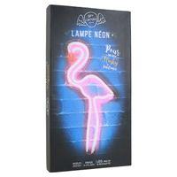 Lampe Néon Flamant Rose 50cm