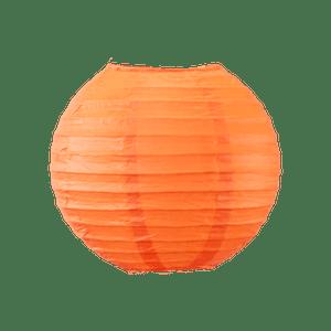 Boule Papier 20cm Corail (Nouvelle Collection)