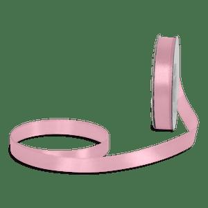 Ruban Satin Rose Pastel 12mm x 25m
