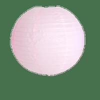 Deco Pour Mariage & Fête Boule Papier 40Cm Rose Pâle (Lot De 3 Pièces)