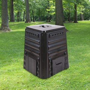 Composteur de Jardin 220L