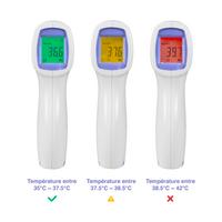Thermomètre Frontal Infrarouge pour Adulte format Pistolet