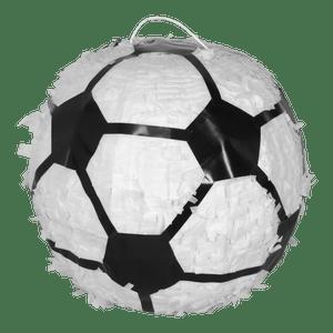 Pinata Ballon de Foot Blanc et Noir 30 cm