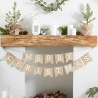 Guirlande Merry Christmas 2,5 m