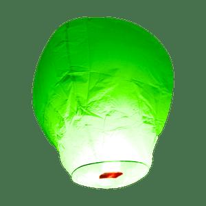 Balloon Vert Anis