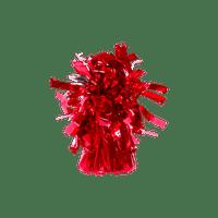 Poids Pour Ballon Métal Rouge