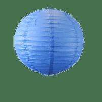 Déco Pour Soirée Mariage & Fête, Anniversaire, Fête Boule Papier 30Cm Bleu Roi (Lot De 5 Pièces)