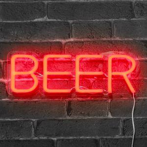 """Neon de Bar """"BEER"""""""