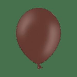 Ballon Latex Biodégradable Chocolat 28 cm