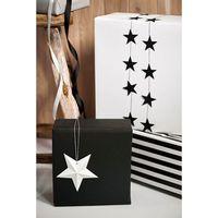 Guirlande Étoile Noir