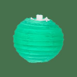Boule papier 10cm Vert d'eau