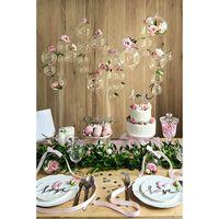 Cake Topper Argent 17 cm