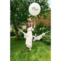 Ballon Géant Blanc Mrs