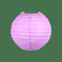 Boule papier 10cm Parme