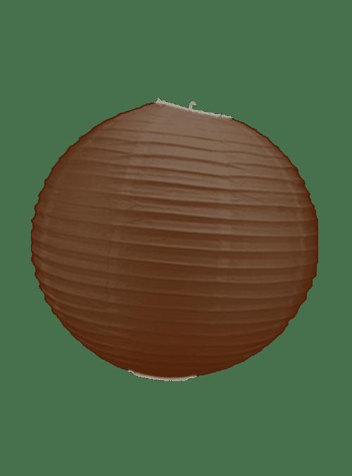 Boule Papier Chocolat 30 cm x10