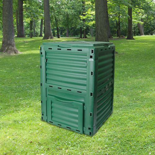 Composteur de Jardin 300L