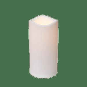 Bougie LED Design 7,6 x 15cm