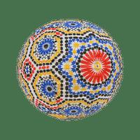 Boule papier 30 cm Collection Marrakech
