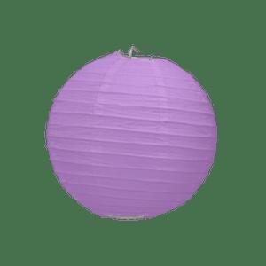 Boule Papier Parme 10 cm x10