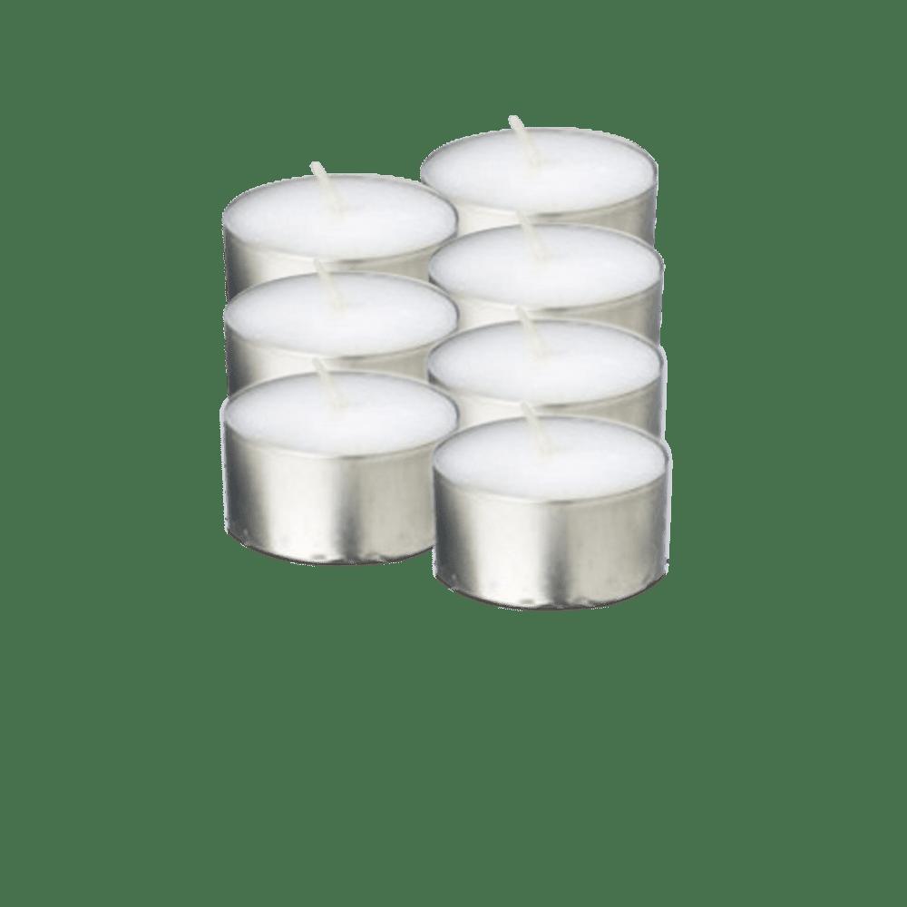 Pack 50 bougies longue durée (8h)