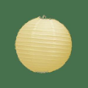 Boule Papier Ivoire 10 cm x3