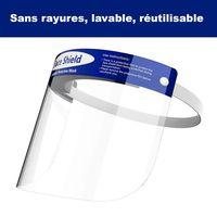 Visiere de Protection transparente 32x22