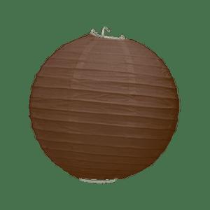 Boule Papier Chocolat 20 cm x10