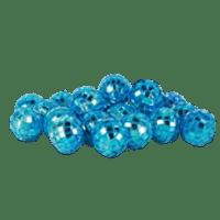Boule Disco Bleu