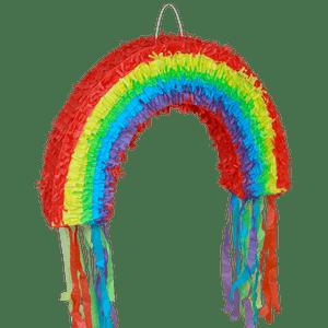 Pinata Arc-en-ciel Multicolore 58 cm