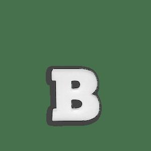 Lettre B en Polystyrène 10cm