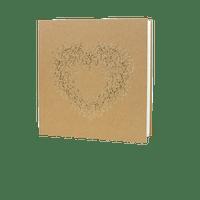 Livre d'or Coeur Or
