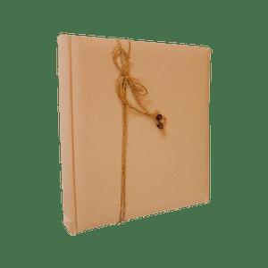 Livre d'Or Couverture en Lin